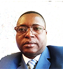 Mr John Tshimanga, Commercial Director